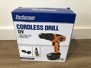 cordless drill Lawson Belconnen Area Preview