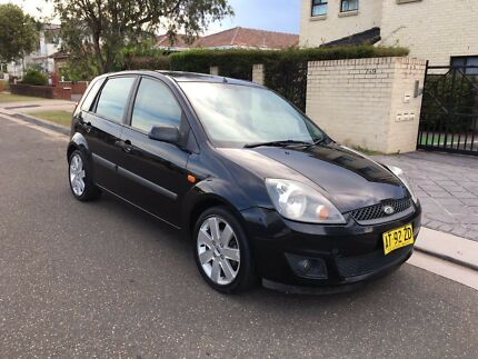 2007 Ford Fiesta ZETEC 5D Hatchback Manual 4Months Rego Liverpool Liverpool Area Preview
