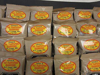 CASE PRICE Hot Pork for 600 LBS  BREAKFAST Sausage Seasoning AC Legg *THE