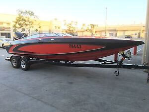 Checkmate 24 foot bow rider - bowrider 300xs Mercury Racing Helensvale Gold Coast North Preview