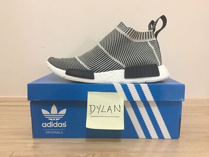 Adidas NMD_CS1 OG Black/White - Sz 9.5US Mens NEW