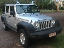 2010 Jeep Wrangler Unlimited Convertible Darwin CBD Darwin City Preview