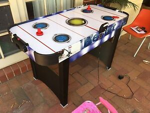 Air hockey table St Agnes Tea Tree Gully Area Preview