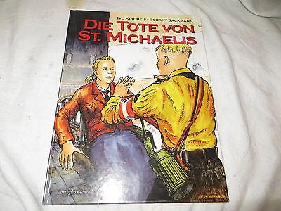 Die Tote von St. Michaelis HC von Ivo Kircheis / Eckart Sackmann