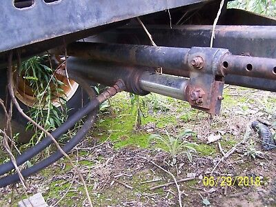 Ac Allis Chalmers 7045 Tractor Power Steering Cylinder