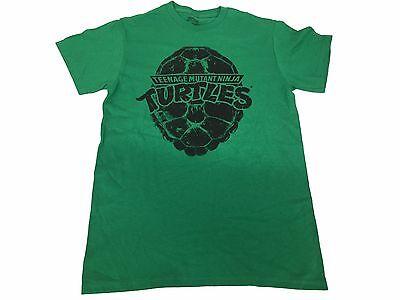 Teenage Mutant Ninja Turtles TMNT Shell Logo Men's T shirt S-2XL](Ninja Turtles Shell Shirt)