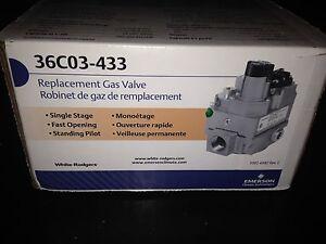 Universal gas valve
