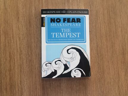 HSC Textbook - No Fear Shakespeare The Tempest