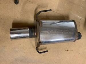 Tarago muffler non whistling type   Engine, Engine Parts