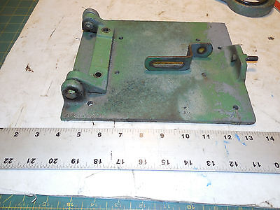 Powermatic Drill Press 1150 Motor Mount  Drill Press