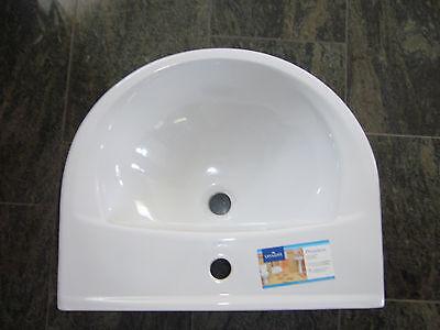 Waschtisch-waschbecken (Waschtisch Waschbecken Handwaschbecken + BESCHICHTUNG Breite: 50, 55 oder 60cm )