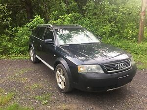 2003 Audi Allroad 2.7T 6 speed manual safety e-tested
