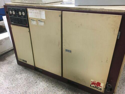 LeRoi / Dresser Model W50SS Rotary Screw Air Compressor 50 hp