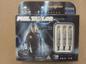 Target Phil Taylor Power 9Five 18g Soft Tip Darts 95% Tungsten 200130