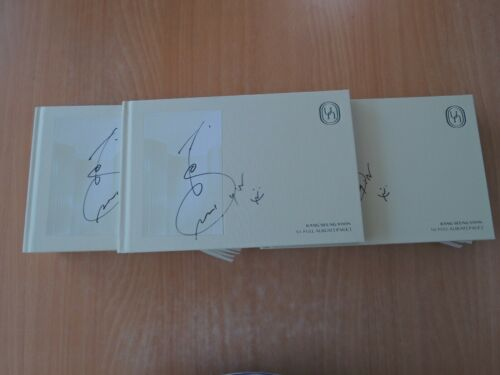 KANG SEUNG YOON (WINNER) - PAGE (1st Full Promo) with Autographed (Signed)