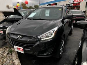 2015 Hyundai Tucson GLS- HEATED FRONT SEATS, BLUETOOTH