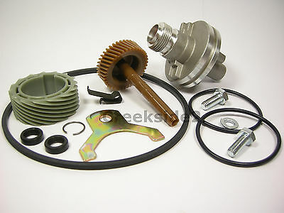 15 & 39 TH350 700R4 Speedo Setup Kit - Housing Gears Seals Retainers Speedometer