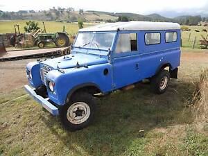 land rover wagon Sheffield Kentish Area Preview