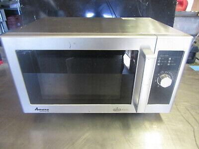 A97 Amana Commercial Microwave Rms10d 1500 Watt 120 V Free Shipping