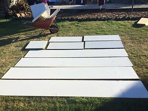 40+ Mixed Lengths of 20mm White Melamine Shelving Penguin Central Coast Preview