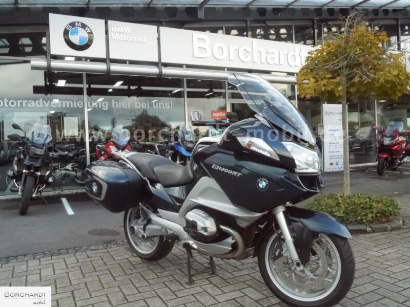 BMW R1200RT,Safety&Touring Paket,Radio,