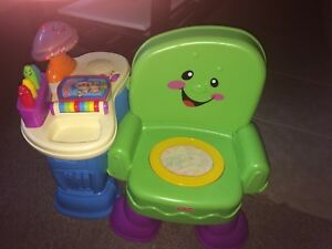 Fisher Price Laugh & Learn Singing Chair