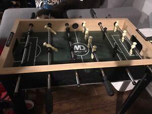 Table de babyfoot parfait état