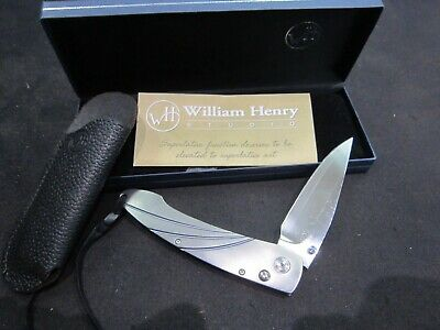 William Henry E6-3 Knife