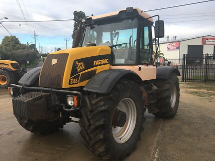 JCB Fastrac 3185 Welshpool Canning Area Preview