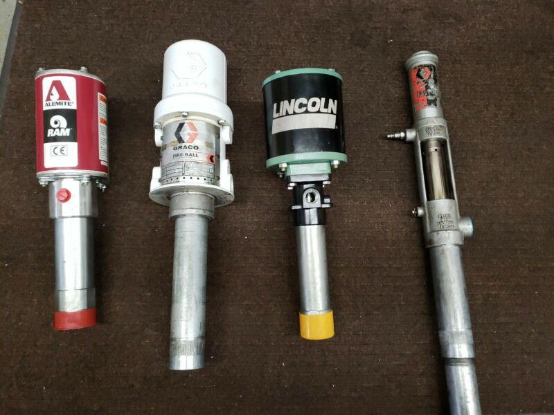 Oil And Grease Pump Repair