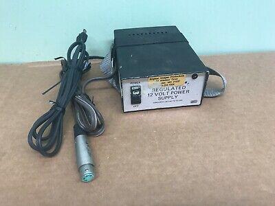 Vintage Radio Shack Regulated Power Supply Output 13.8vdc-2.5a