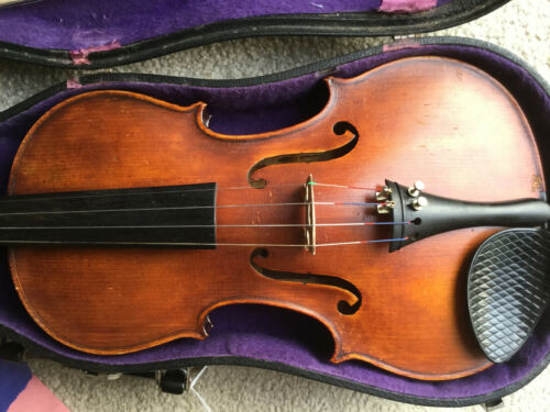 Old Full Size 4/4 Violin Made in 1910