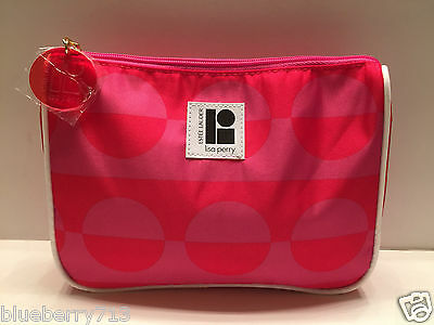 Brand New! Estee Lauder  Cosmetic Makeup Bag Design by Lisa Perry