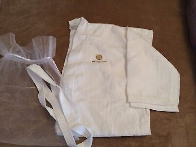 Msc Cruise Lines Yacht Club Robe  New