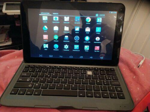 Pc tablette android 10p état neuf.(lire decrition)