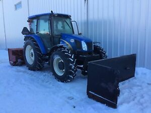 2008 New Holland T5050 .