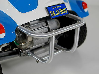 Pair Vertial Rear Exhaust Pipe Stack Tamiya 1//10 R//C Sand Scorcher Super Champ