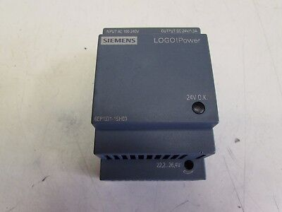 Siemens 6ep1331-1sh03 Logo Power Supply 24vdc 1.3a Nice Used Takeout Make Offer
