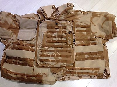 Kestrel Body Armour Trial Plate Carrier Cover Desert DPM Size 5 3rdGen Afghan SF