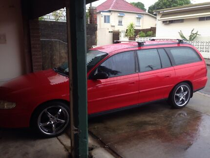 Holden Commodore 2001 Wagon RWC backpacker furnished ready to go South Yarra Stonnington Area Preview