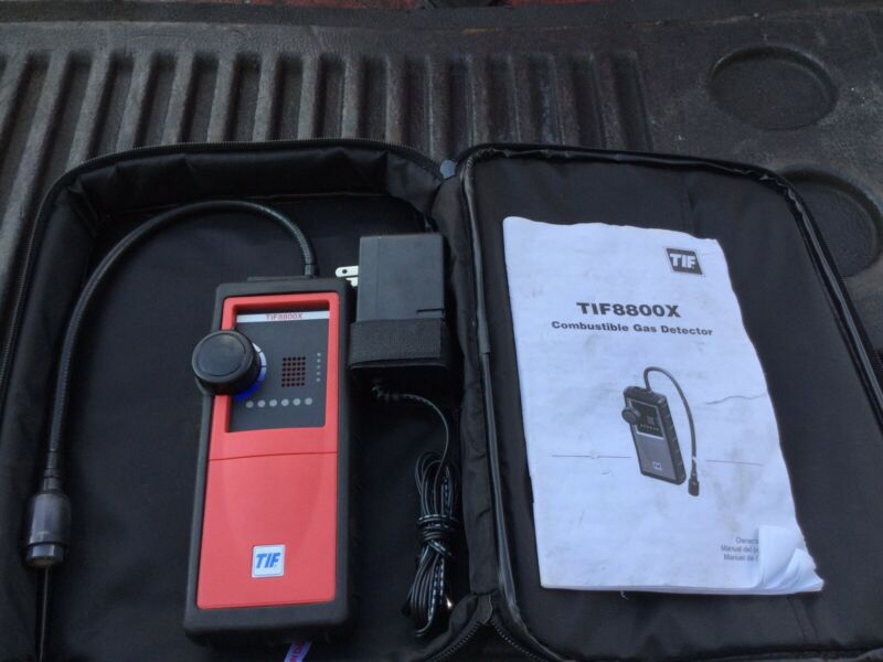TIF8800X Combustible Gas Detector ((FREE SHIPPING)))