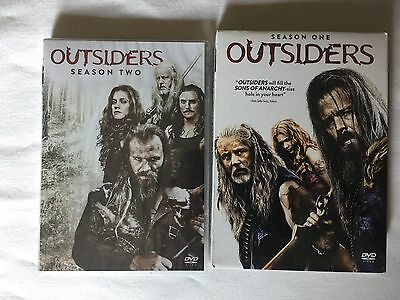 Outsiders: Complete David Morse TV Series Seasons 1 & 2 Box DVD Set NEW!