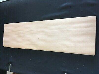 Beech Raw Wood Veneer Sheets 8.25 X 30 Inches 142nd Lot 72