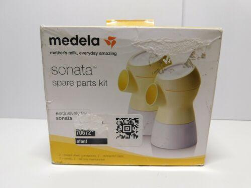 Medela Sonata Breast Pump Spare Parts Kit - New in Open Box