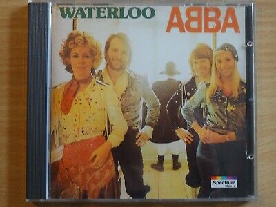 ABBA - Waterloo CD in new case