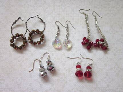 Assorted costume earrings LOT #5 New Lambton Newcastle Area Preview