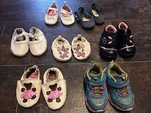Baby and toddler girl shoes