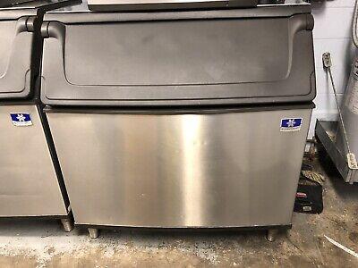 Manitowac B-970 Ice Bin - 52w X 34d X 50h Used