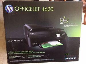 HP Officejet 4620  Colour printer new!