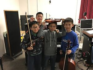 Violin Lessons: South East Melbourne Clarinda Kingston Area Preview